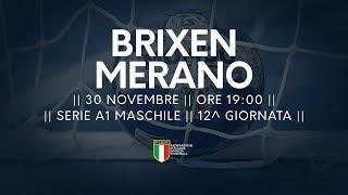 Serie A1M [12^]: Brixen - Merano 30-28
