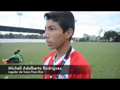 Entrevista con los Tuzos Poza Rica de Fútbol