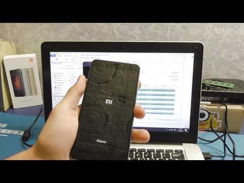 Перепрошивка Xiaomi Redmi Note 4 на официальную мультиязычную прошивку с MIUI 8