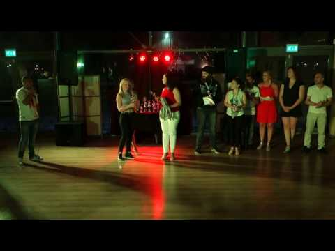 00029 AZNLZF2017 Students awards for J J competition ~ video by Zouk Soul