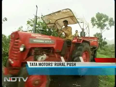 Tata Motors bets big on rural India to drive up LCV sales