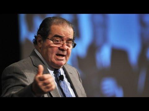 Obama: Antonin Scalia 'a larger than life presence...