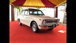 Toyota Corolla KE10 Tahun 1968, Kereta Toyota Pertama Masuk Malaysia
