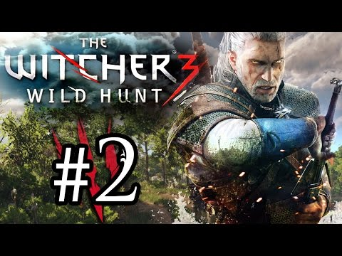 The Witcher 3: Wild Hunt ep. 2-Lilac and gooseberries woman! PC//TheLady