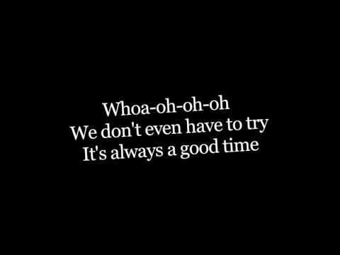 Owl City Ft. Carly Rae Jepsen- Good Time (lyrics) video