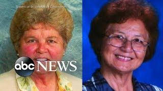 Nuns allegedly confess to embezzling at least $500,000