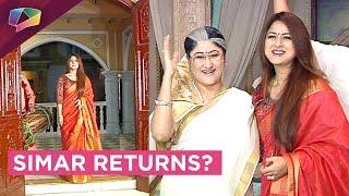 Simar RETURNS | Roshni Becomes Unconsious | Sasural Simar Ka | Colors Tv