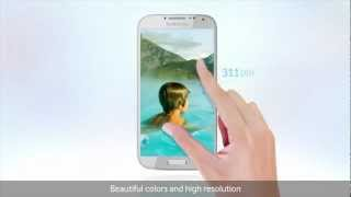 Samsung GALAXY S4 Official Promo First Features Hands-on Video
