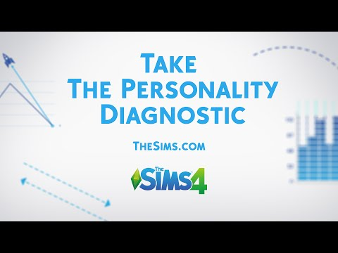 The Sims 4 Academy: Personality Diagnostic