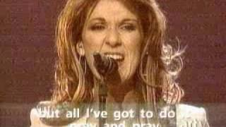 Watch Celine Dion Ten Days video
