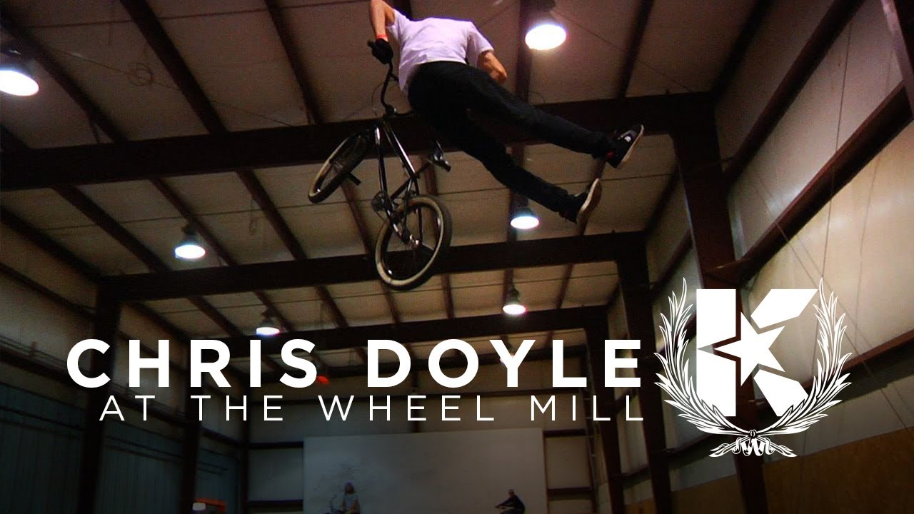 Wheel Mill Bmx Park Wheel Mill Kink Bmx