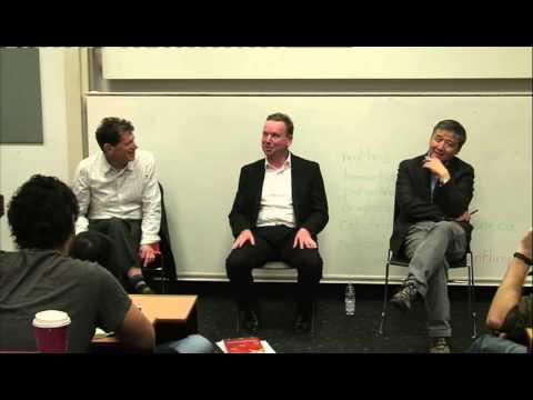 Wang Hui and Geoff Mulgan,