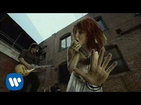 Paramore: Emergency [OFFICIAL VIDEO]