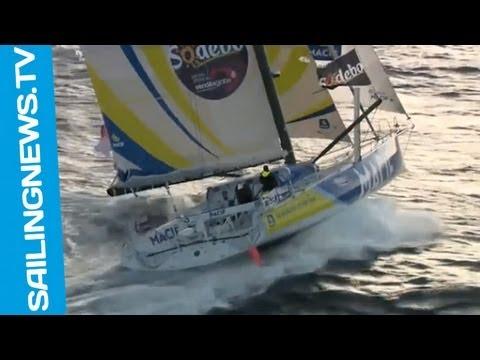 Vendée Globe, revivez le tour du monde en solitaire 2012-13