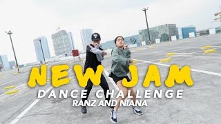 New Jam Dance Challenge (Official Dance Video) | Ranz and Niana