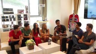 Power Rangers Super Megaforce Interview At Sdcc 2014