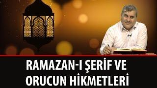 Halil DÜLGAR - Ramazan-ı Şerif ve Orucun Hikmetleri