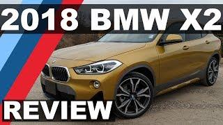 "2018 BMW X2 M Sport Full In Depth Reivew | Uncut Test Drive | Galvanic Gold | 20"" M Rims"