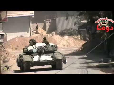 2012 г гражданская война в сирии 2012 г
