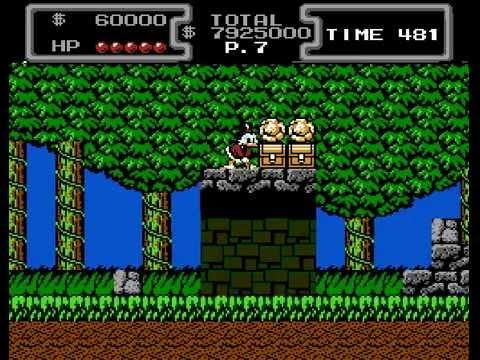 Misc Computer Games - Duck Tales 2 - Niagara Falls Theme