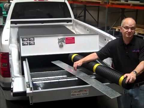 Tool Box Drawers For Utility Truck Pickup Truck Tool Drawer