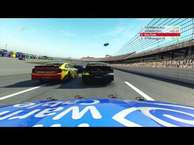 Руководство запуска: NASCAR '14 по сети