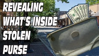 Revealing what's inside the stolen purse and bottle of coins (river treasures) PART 3