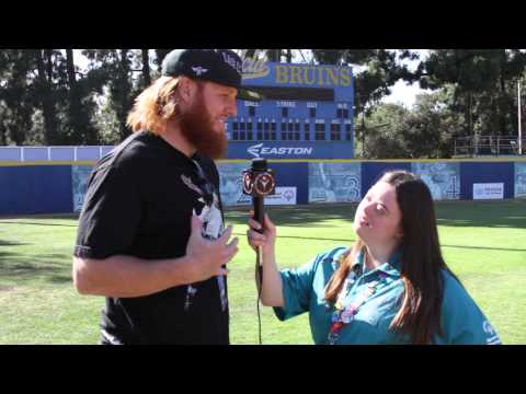 Caley's Celebrity Interview – Justin Turner of the Los Angeles Dodgers