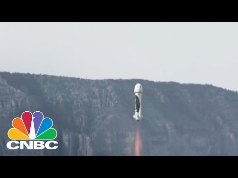 Jeff Bezos Makes History With Reusable Rocket | Tech Bet | CNBC