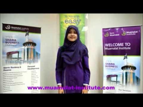 Senam Otak Muamalat Institute For Ice Breaking video