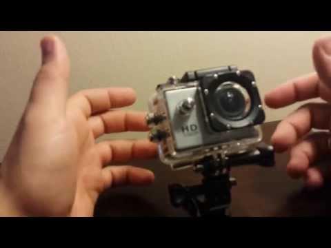 Tirando as duvidas sobre a filmadora SJ4000