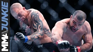 Best of Anthony Smith vs  Mauricio Rua at UFC Fight Night 134