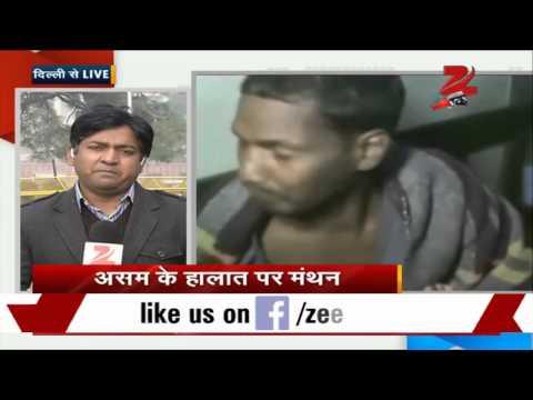 Assam violence: Rajnath Singh meets Army Chief