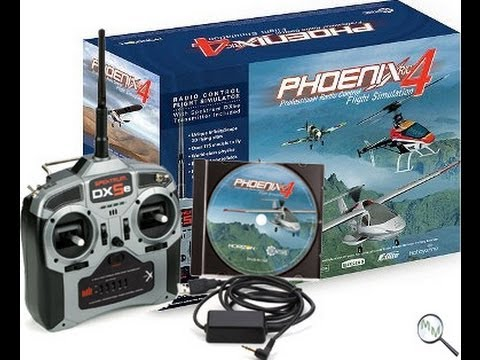 Phoenix RC flight simulator review