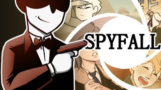 By the way, Can You Survive SPYFALL? (The Game)