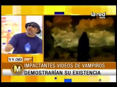 Salfate nos muestra impactantes videos de vampiros