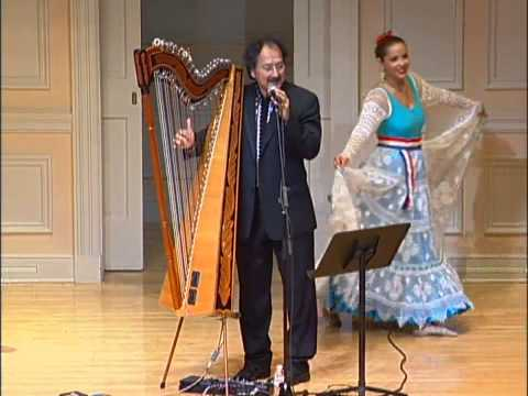 Paraguayan Folk Harp Ensemble