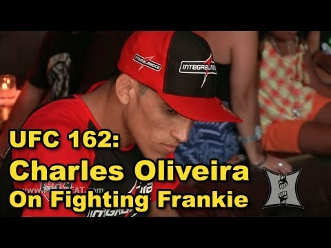 UFC 162s Charles Oliveira This Is The Biggest Fight Of My Life