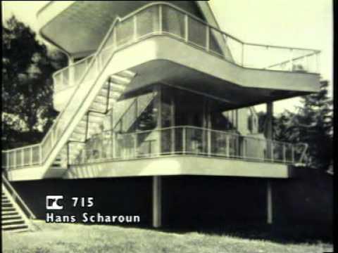 Hans Scharoun - Architecture