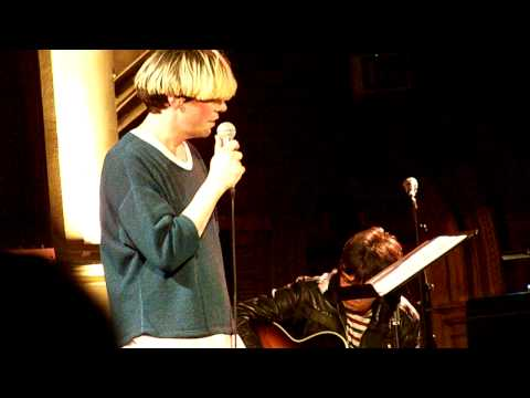 TIM BURGESS - A case for vinyl LIVE - UNION CHAPEL