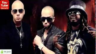 "T-Pain Ft. Wisin & Yandel - ""5 D laMañana"" (Official Remix).LOS LIDERES 2012-lipeS"