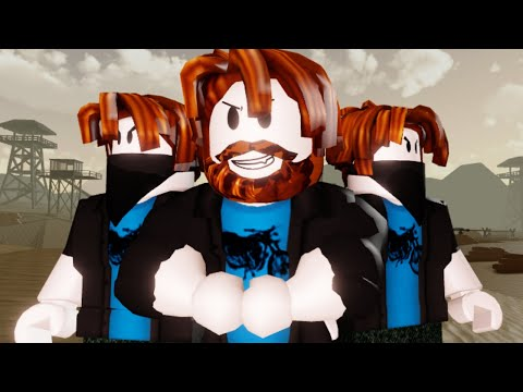 The Last Guest 4 (The Great War) - A Roblox Action Movie