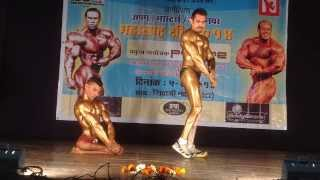 Jr.Maharashtra Shree / Physically Challenged / Masters 2014