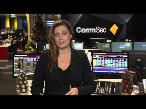 US Mid-Session 3 Dec 15:  US markets selling off after positive comments by Yellen & weak commoditie