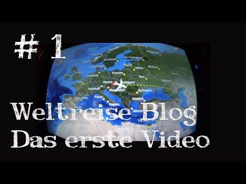 Die Reise Beginnt / Bangkok & Neuseeland Weltreise Vlog / Work And Travel #1