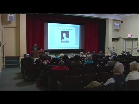 Rep. Ben Swan honored in museum lecture