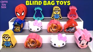 Blind Bags Opening Surprise Toys Trolls Pikmi LPS MLP Lalaloopsy Kids Fun Toy