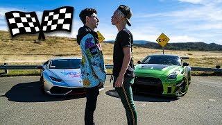 Lamborghini vs g..