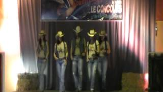 KEROSENE LANE - WESTERN RENEGADES - Concours de country Style Catalan - France