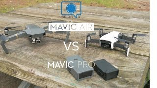 7 Reasons Why the Mavic Air is Better than the Mavic Pro